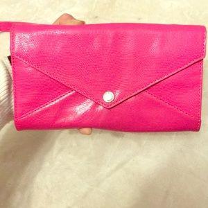 Rebecca Minkoff Leo clutch wallet crossbody